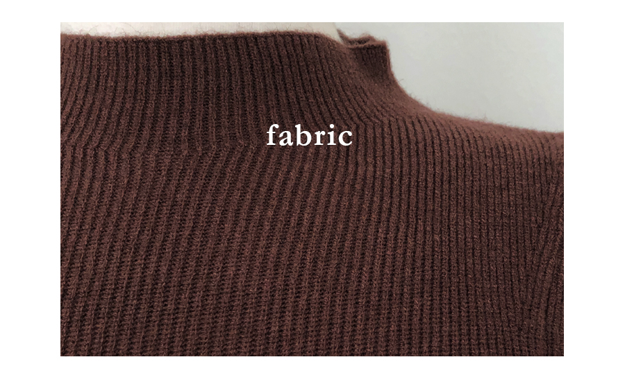 Rubina Puff Ribbed Knitwear