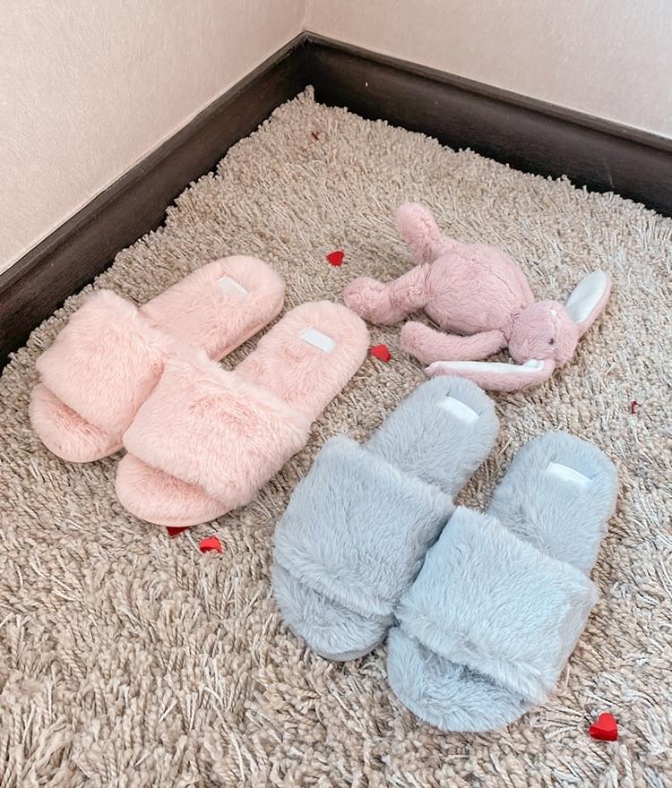 Pretzels fur slippers
