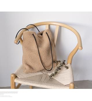 Fleece Eco Shoulder Bag #86398