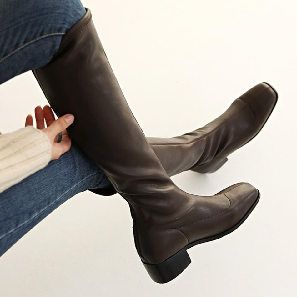 Denizon Socks Long Boots 4cm