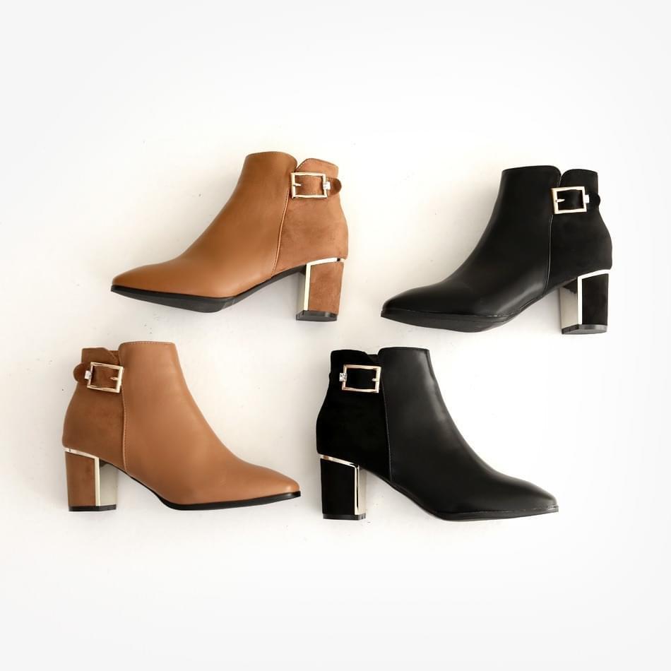 Erose ankle boots 6cm