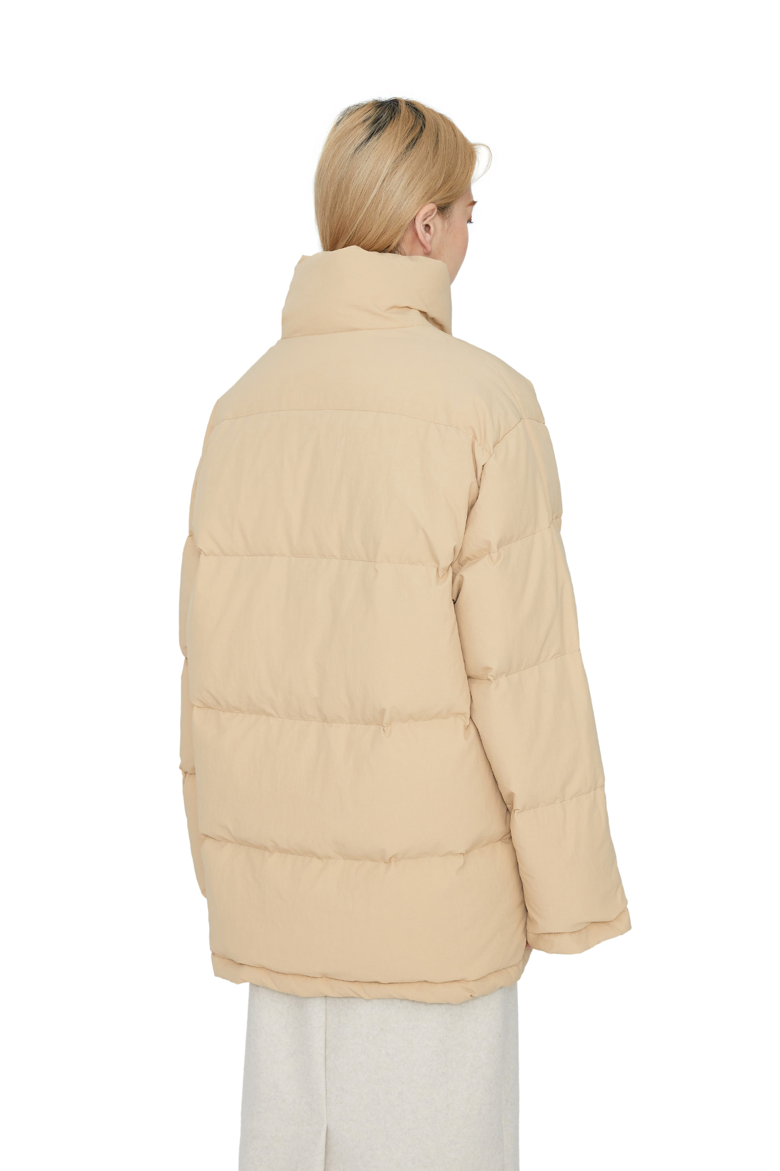 My oversized padded coat
