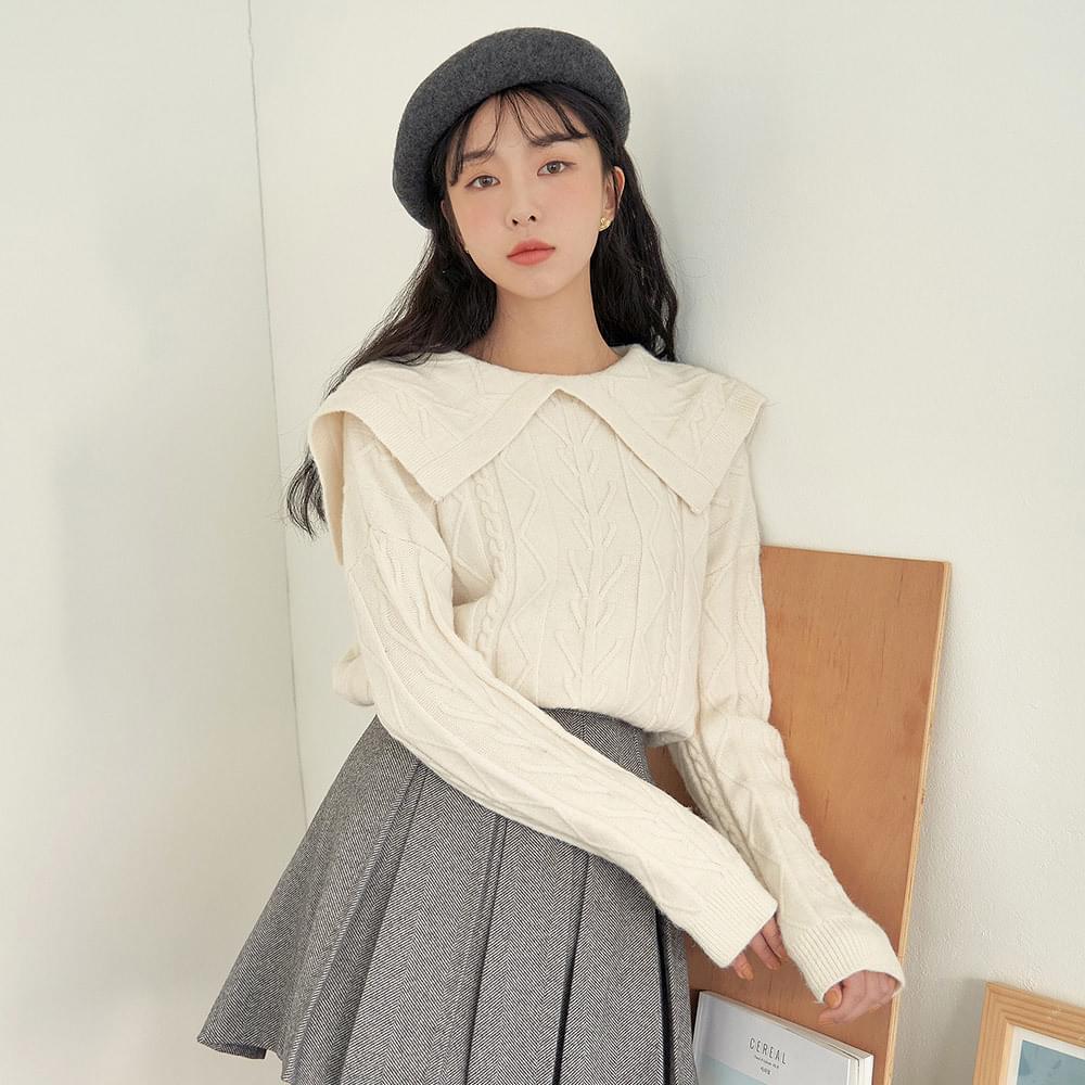 Cactus Sailor Knit