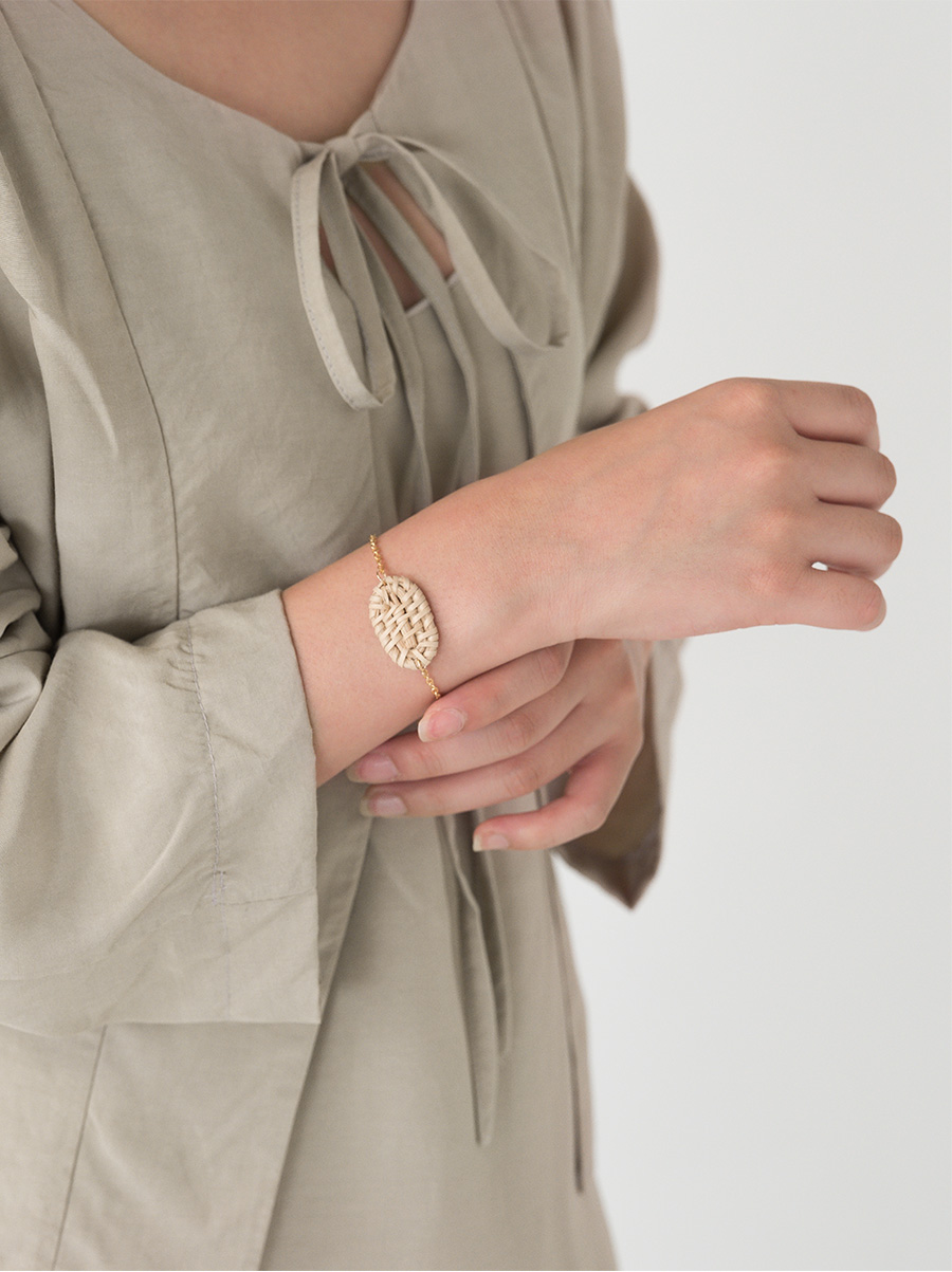 archetype rattan bracelet