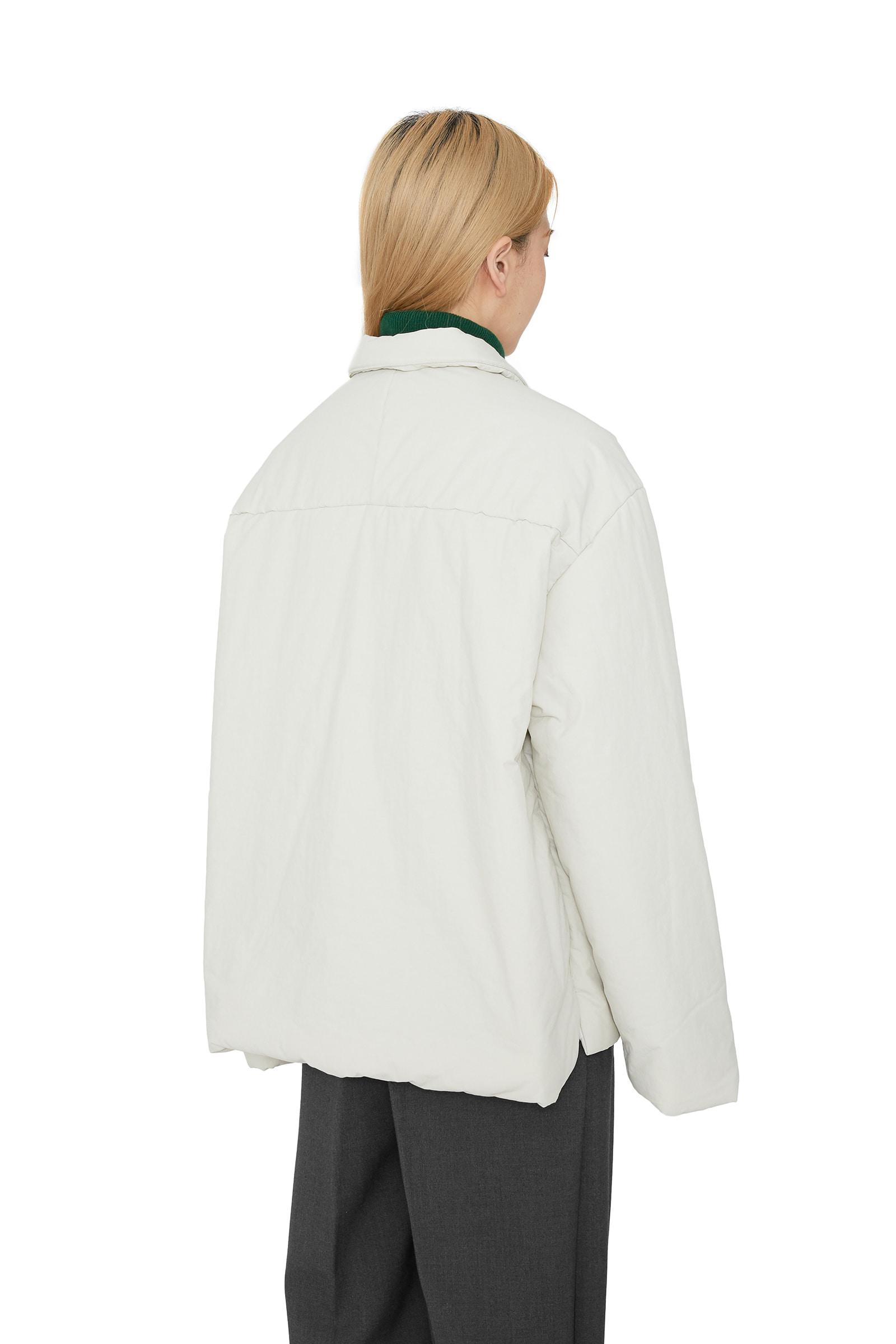 General padded coat