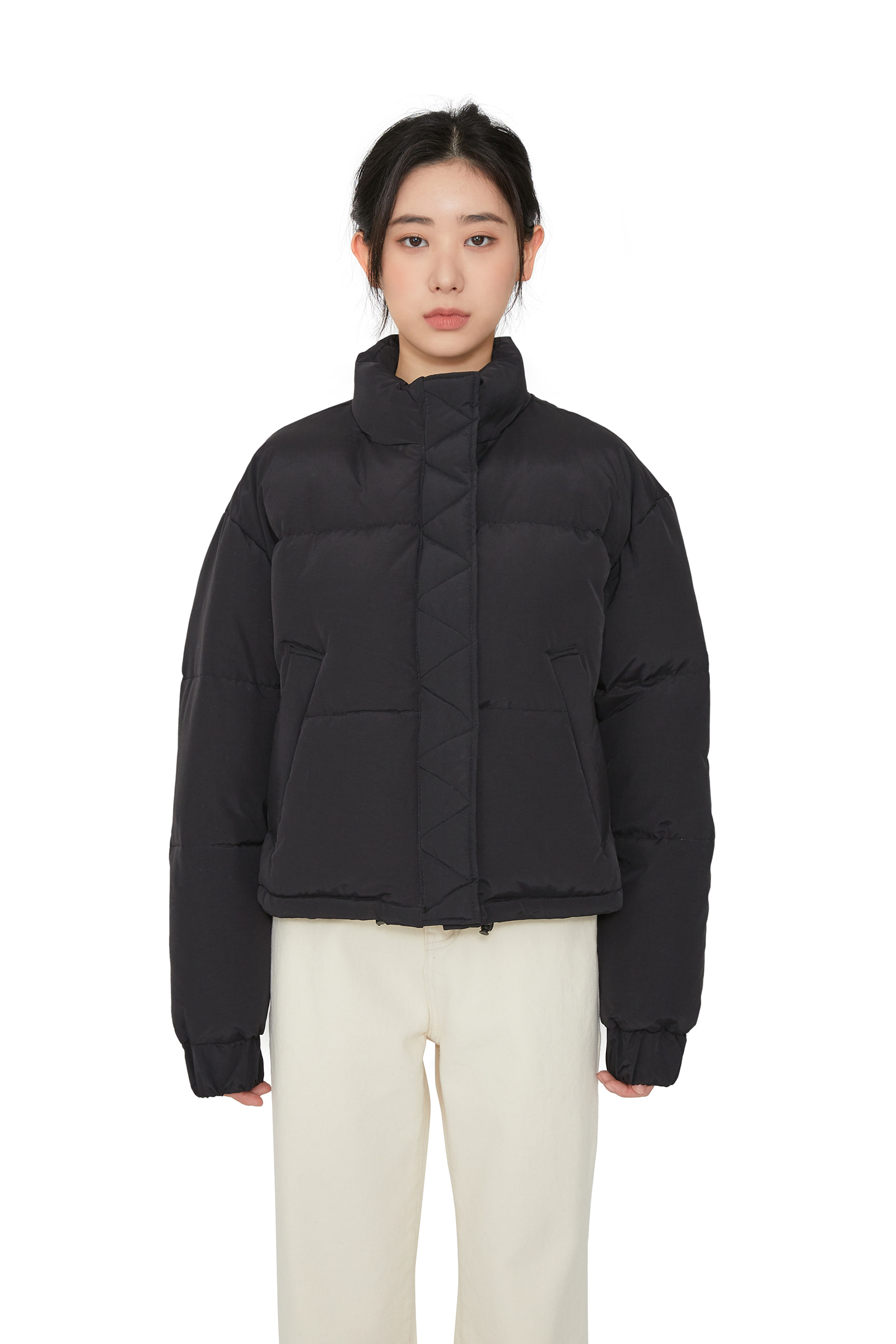 Montt short padded down jacket