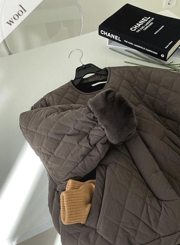 Quilted fur jp