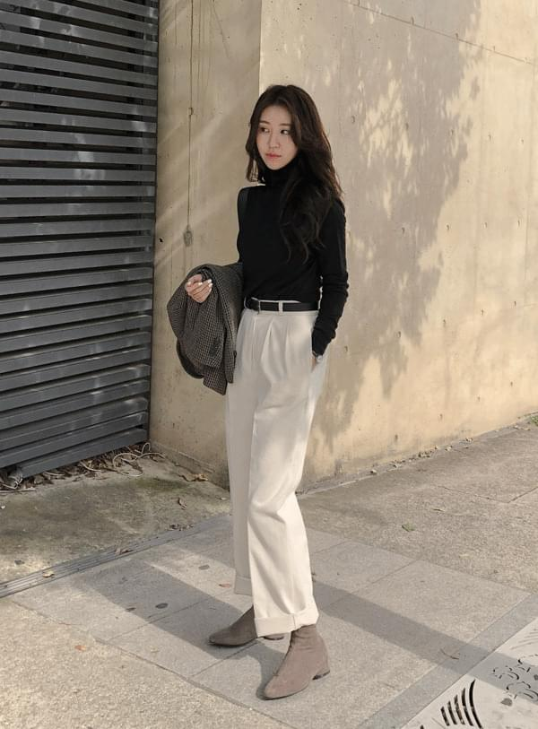 Southern Turtleneck knit