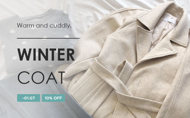 Warm and cuddly - Winter Coat