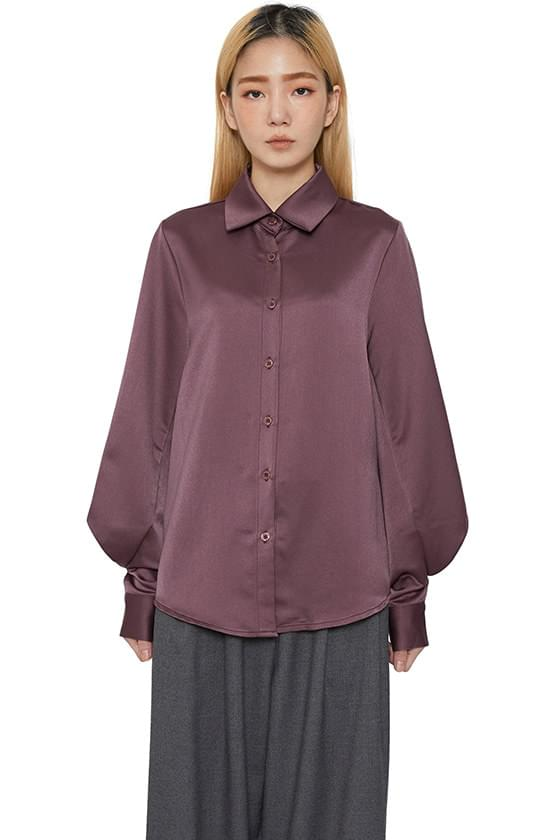Angel satin shirt
