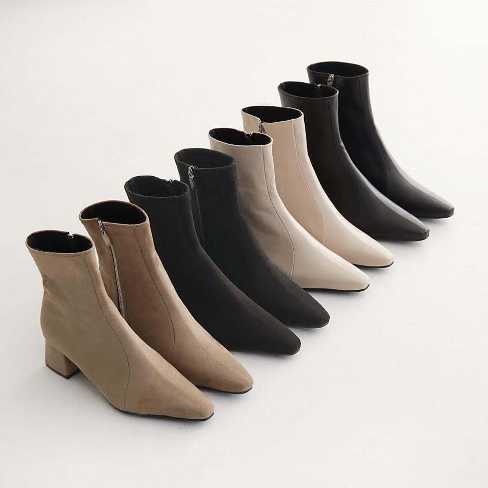 Battier ankle boots 5cm