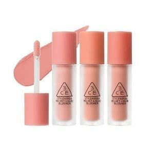 3CE Velvet Liquid Blusher 3.4g #Makeup