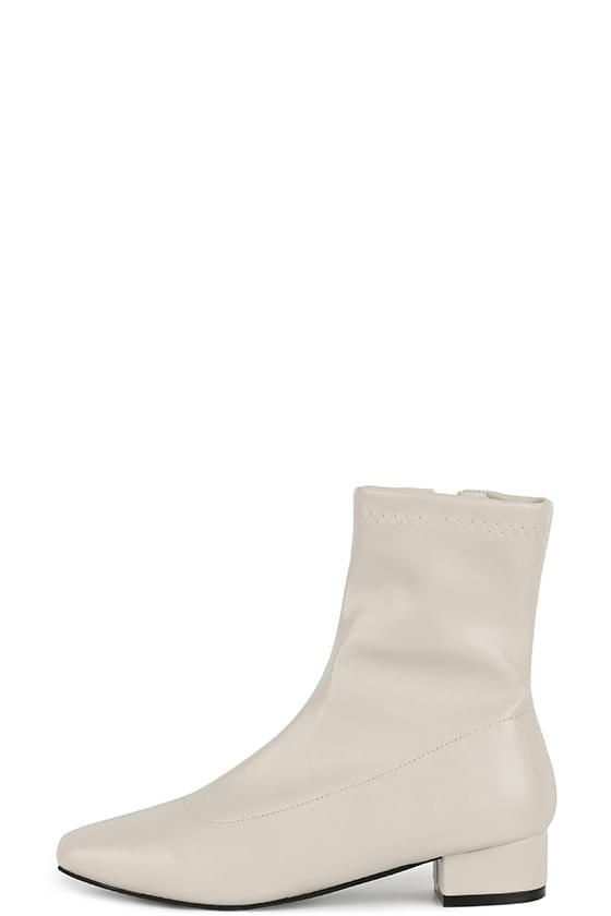 Terraced skinny ankle boots (Delayed delivery)