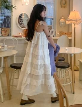 Pure Race Kangkang Long Dress