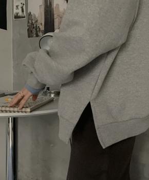 Ponyter Fleece-lined hoodie