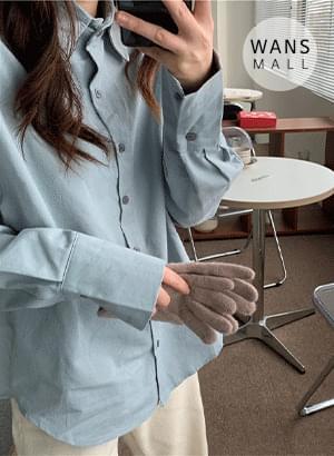 nb3586 Heve 4 Color Basic Shirt 襯衫