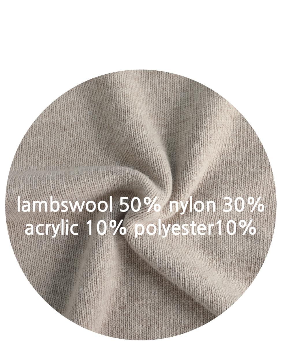 Urban Lamb Round Knit