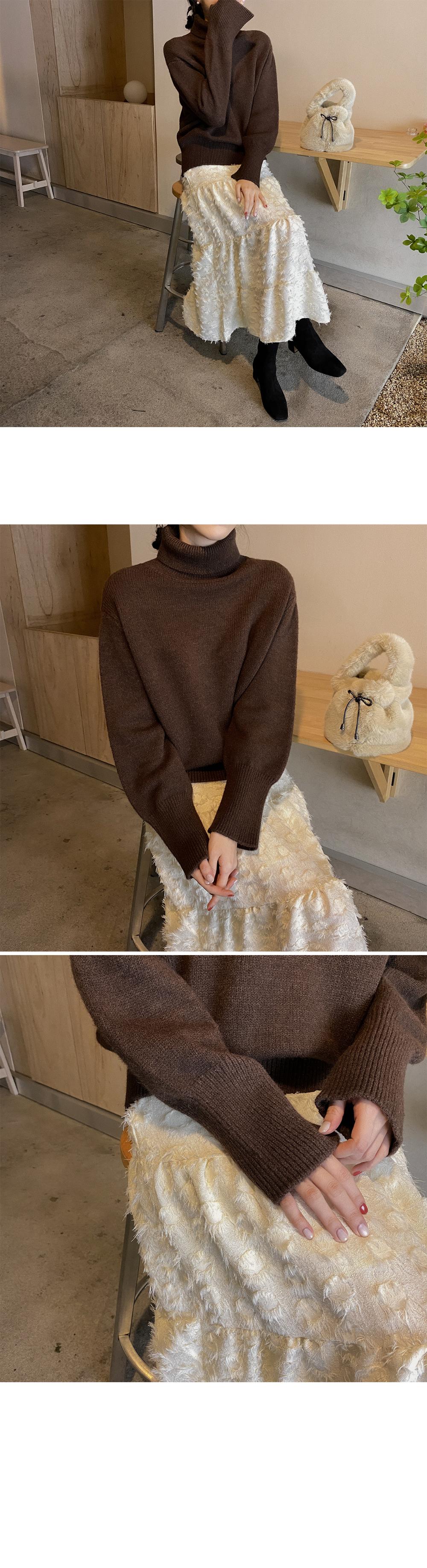 Fluffy Bag-3color
