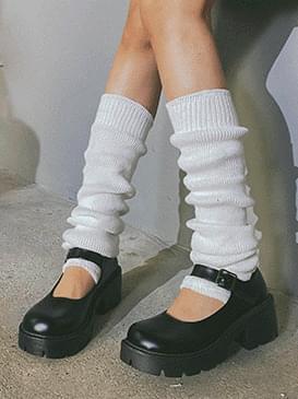 Teen leg warmers