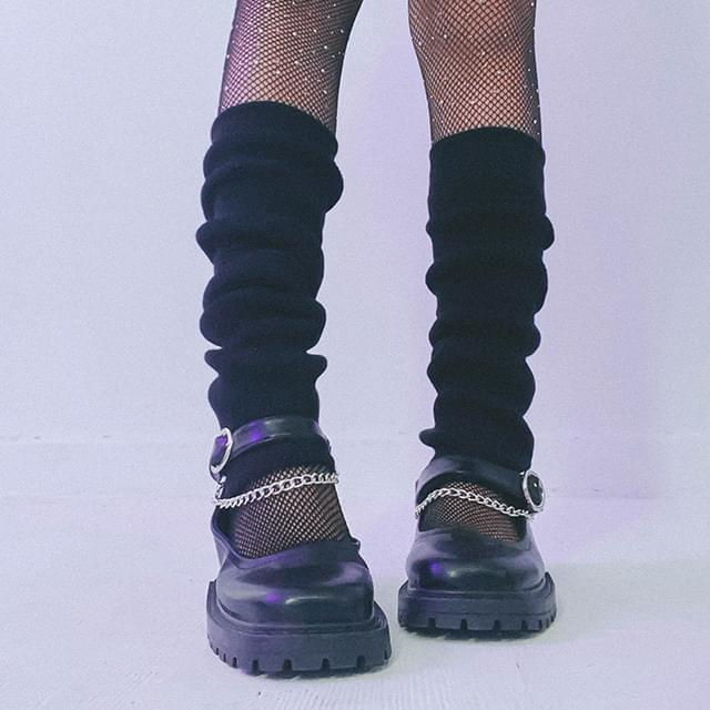 Teen leg warmers 配飾