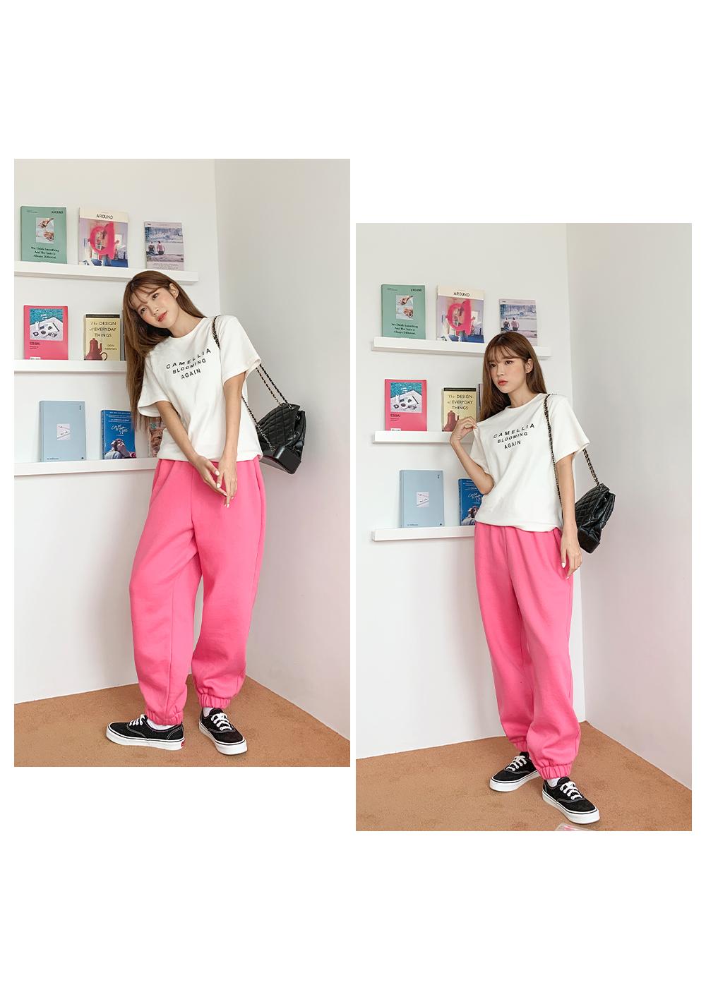 Baby Fleece-lined jogger pants