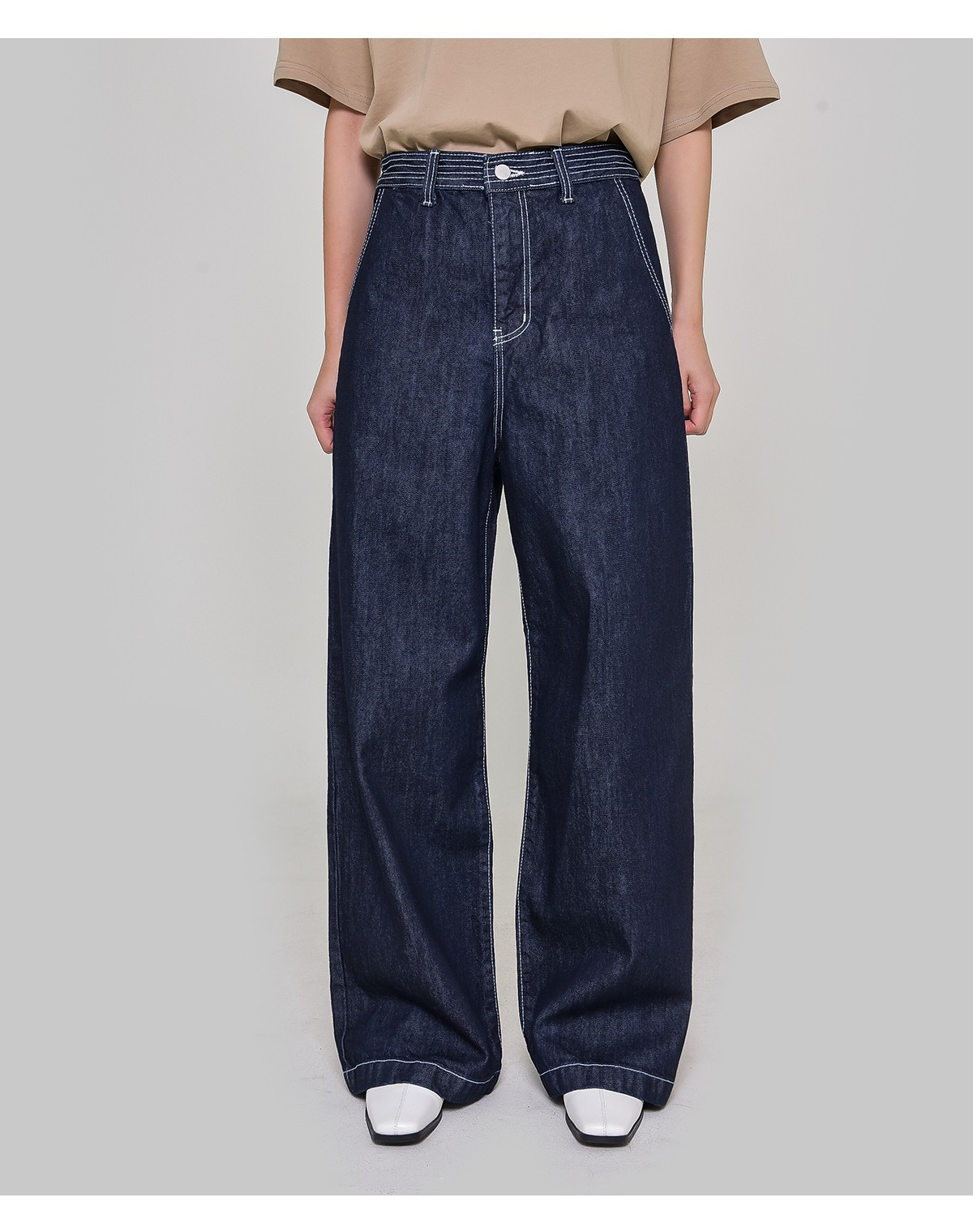 Rachel wide trousers