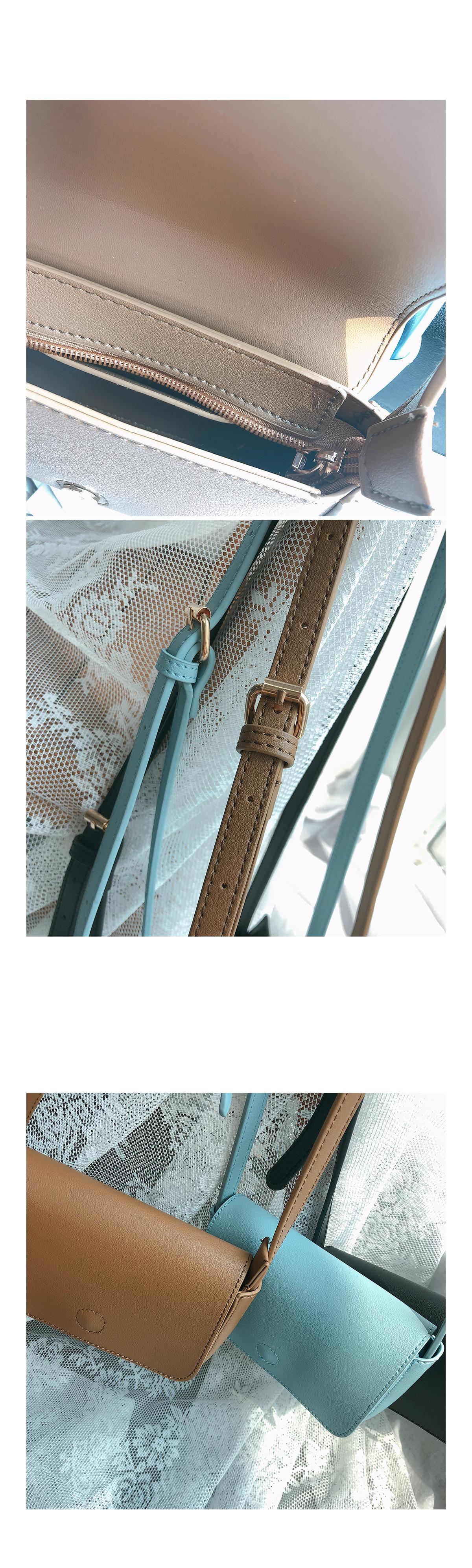 Serial cross bag