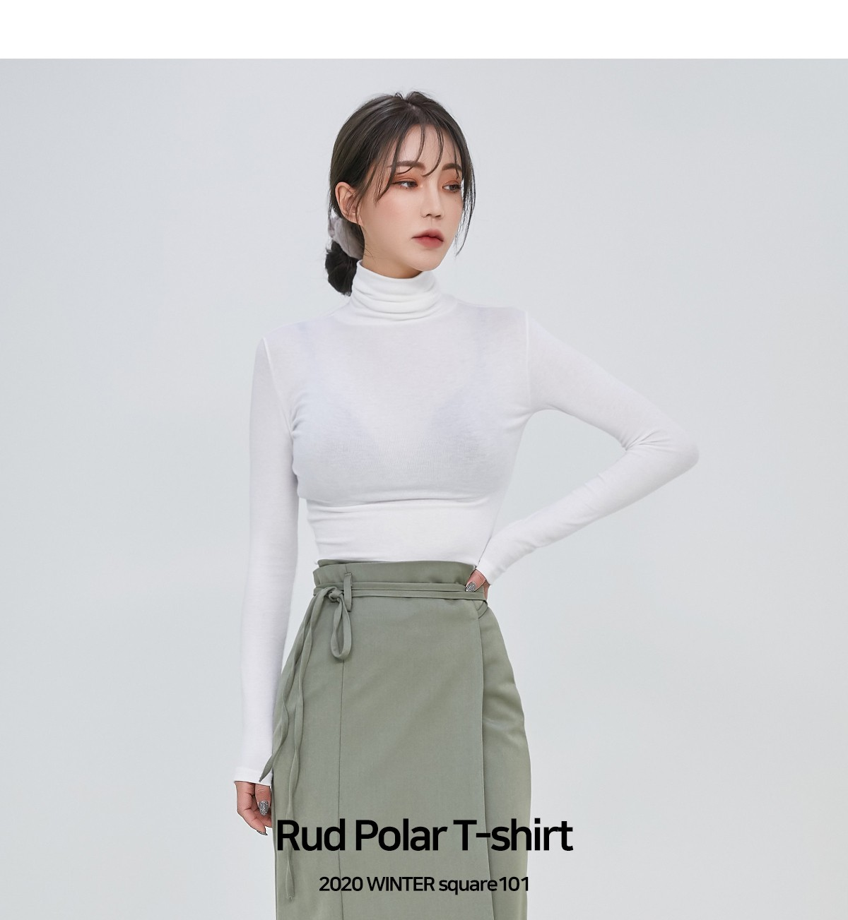 Rudd Turtleneck T-shirt