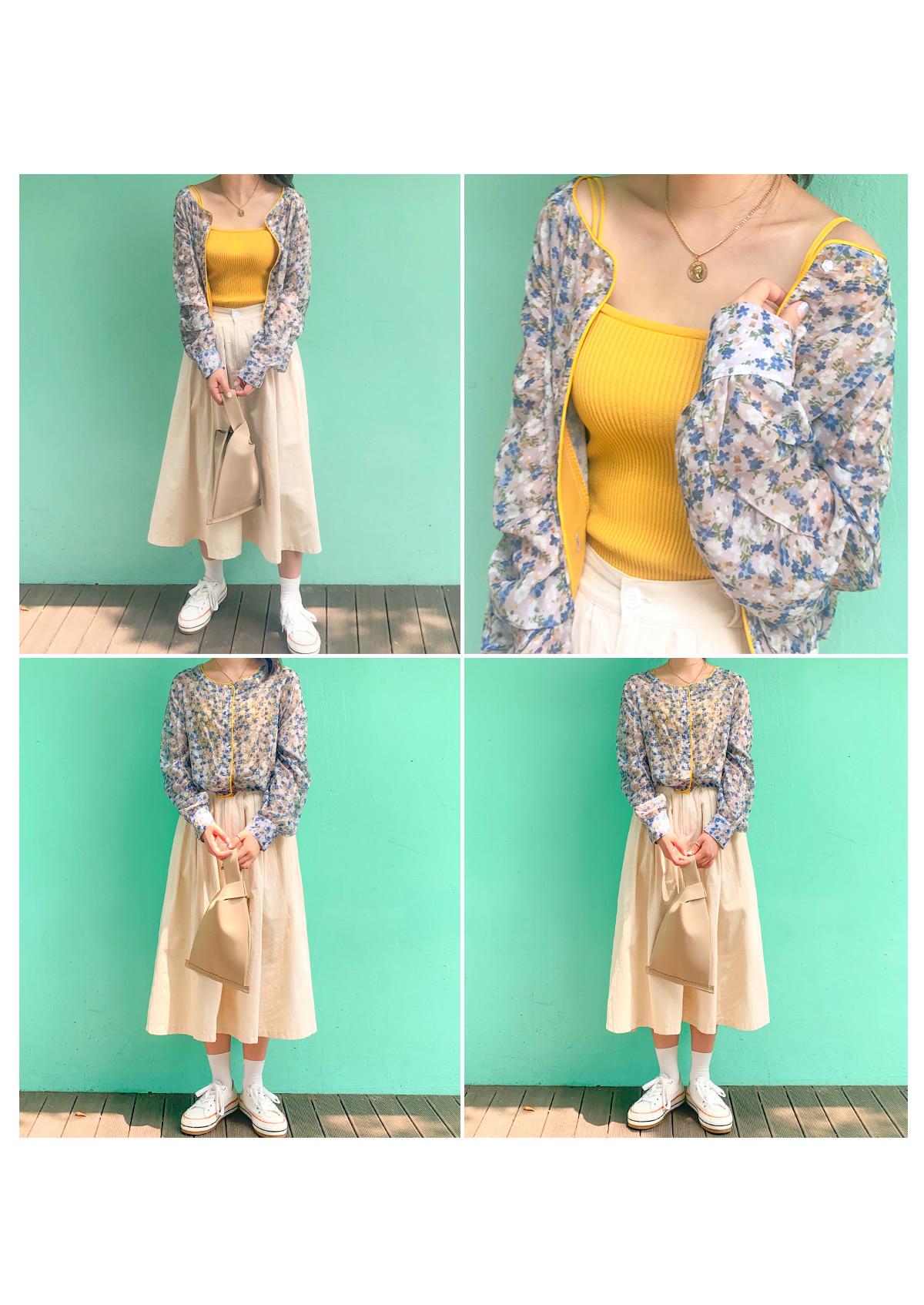 Pinto Alice Flare Skirt