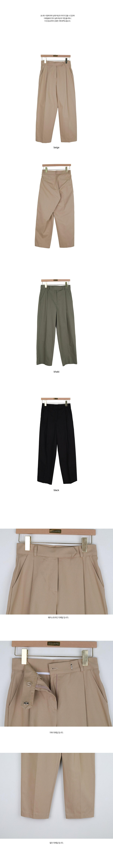 Boy pintuck trousers