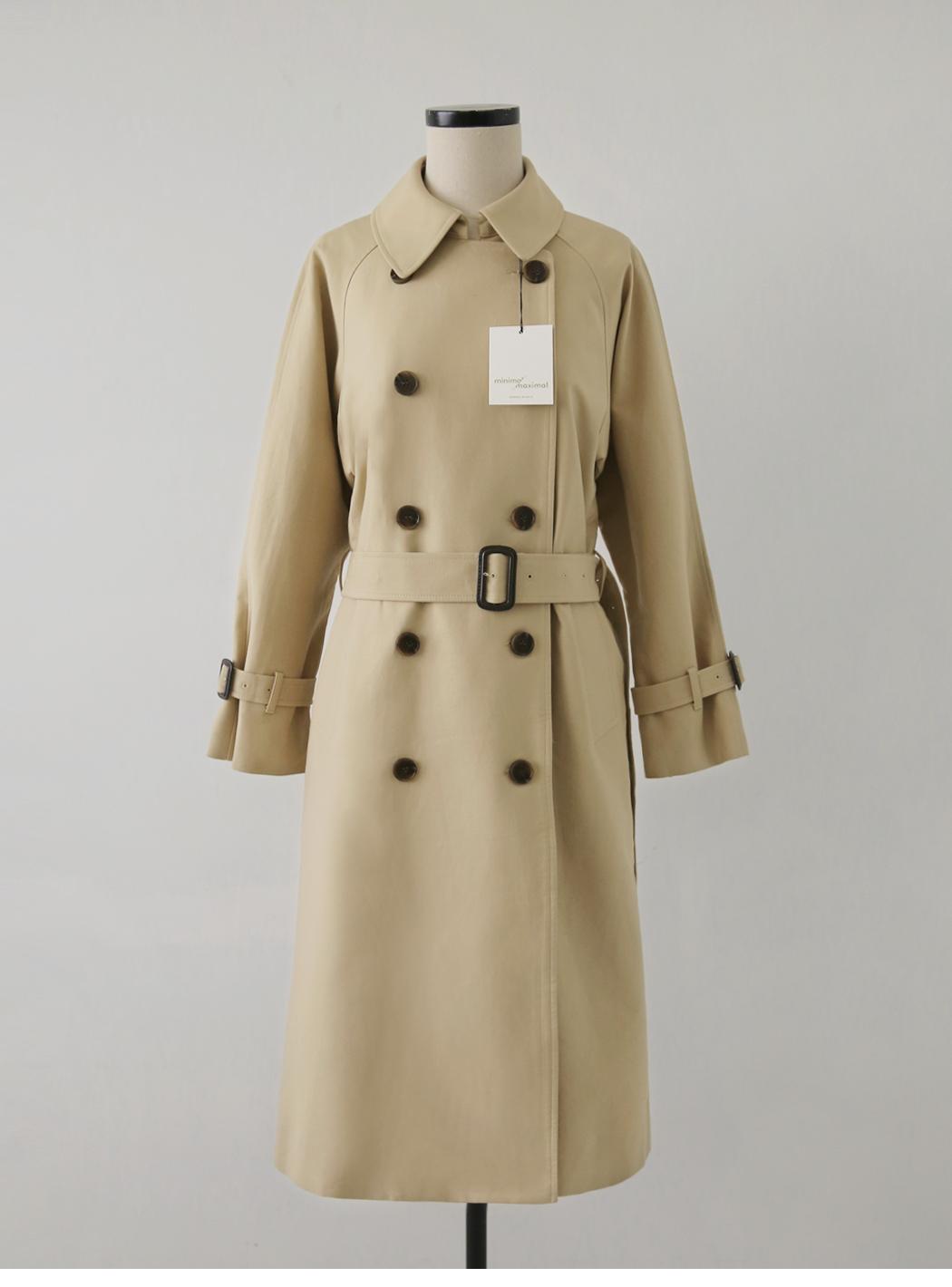 MMMM/ B1989 Classic Trench Coat