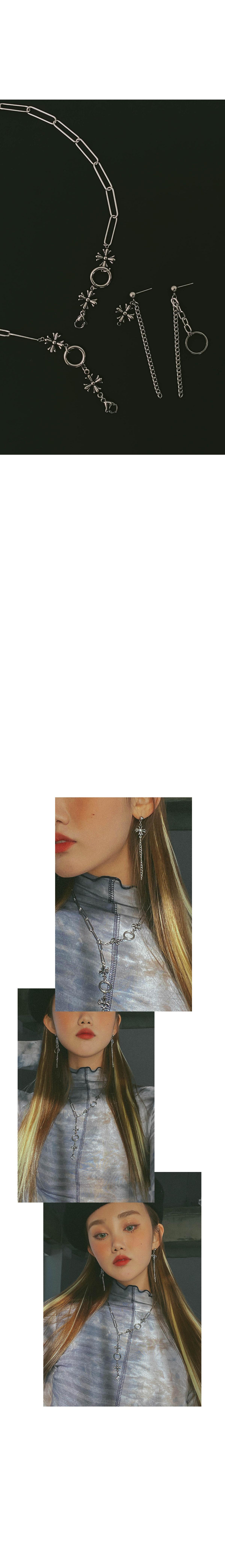 Surgical Steel Teeth-Earrings