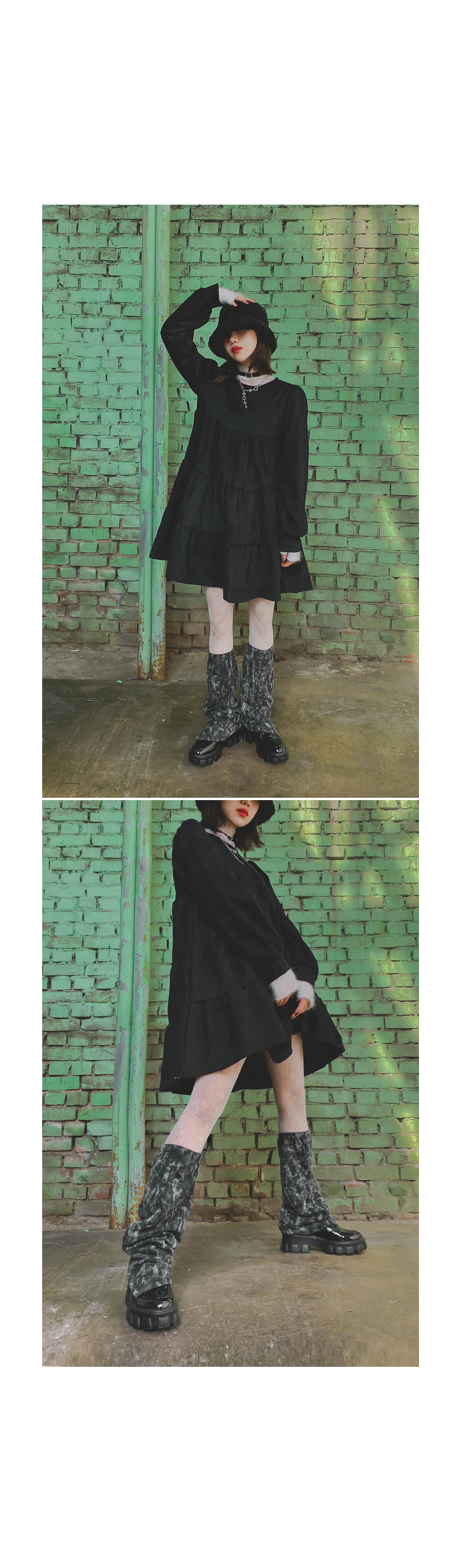 Corduroy Calla Mini Dress