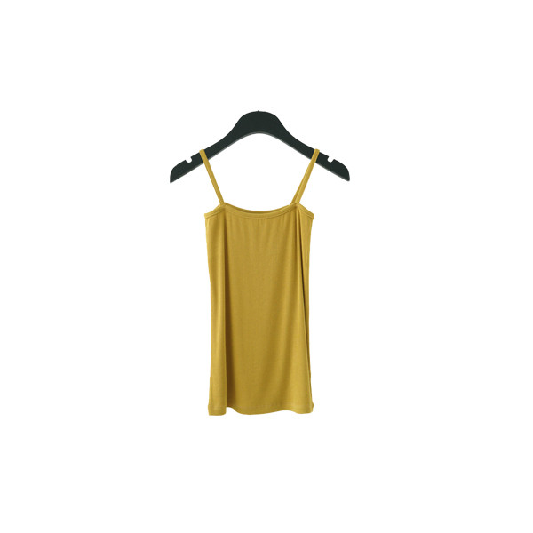 slim fit golgi sleeveless