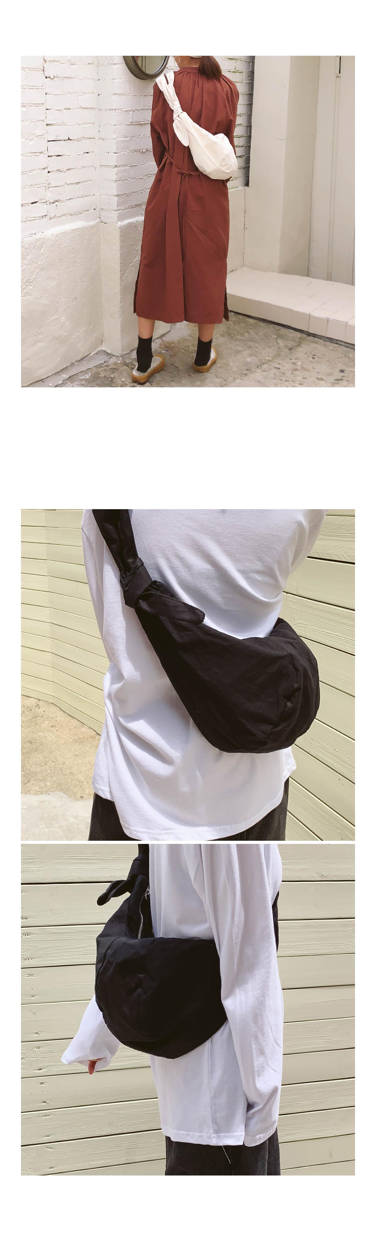 Cotton Miller Cross Bag