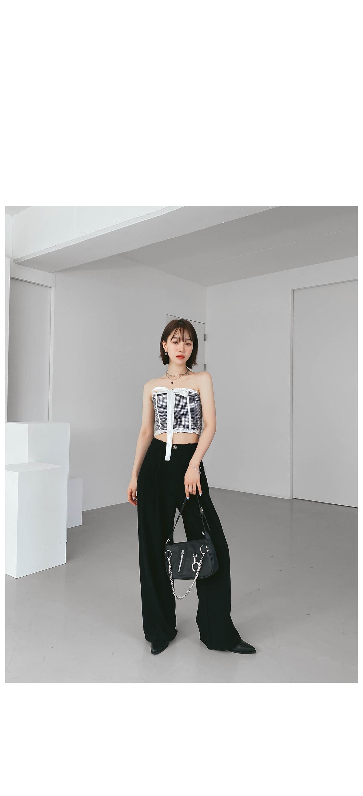 Lina wide pants