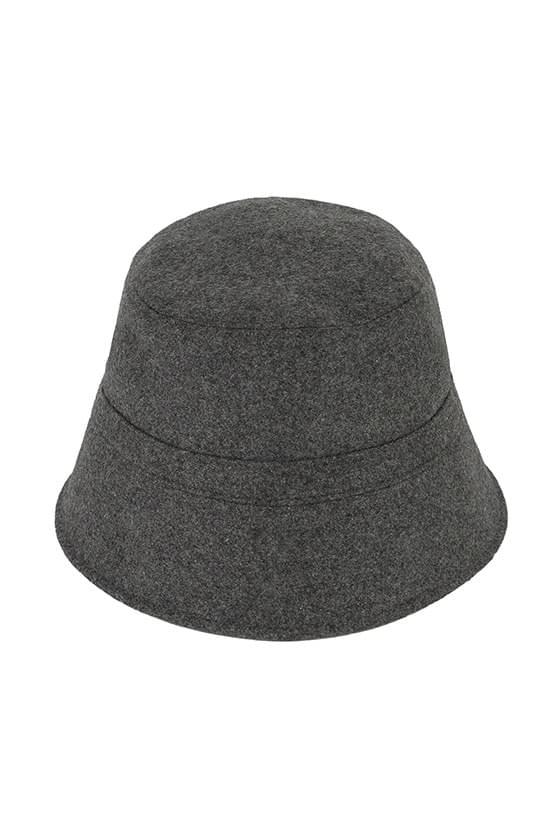 Autumn wool bucket hat