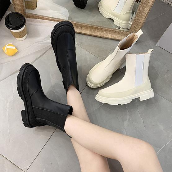 Jamming Zumaine Oversol Walker Chelsea Boots