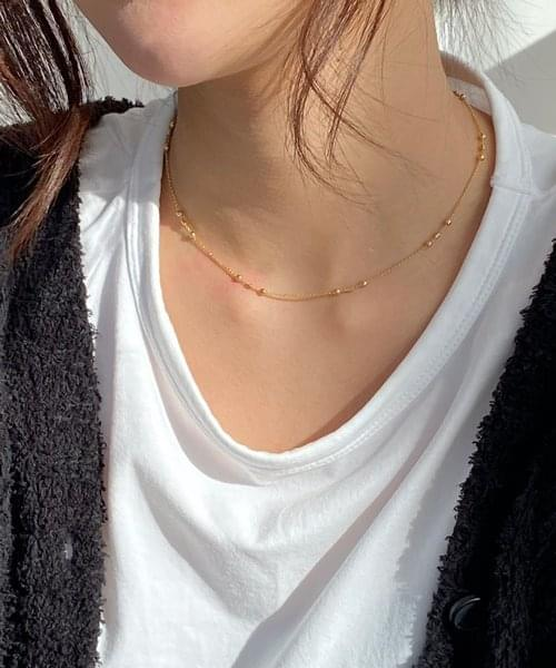 roti necklace ネックレス