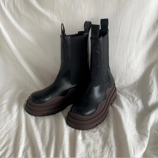 Jamming Boateng Chelsea Boots 7cm
