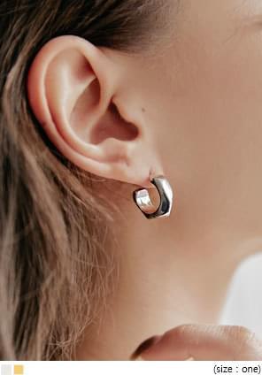Persia bold ring earrings 耳環