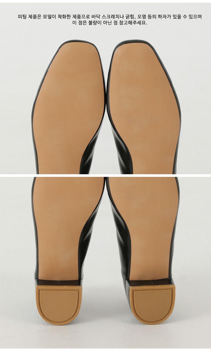 Joanne Low Heel Shoes