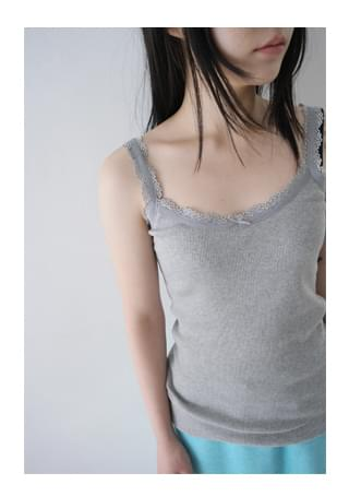 lace inner sleeveless