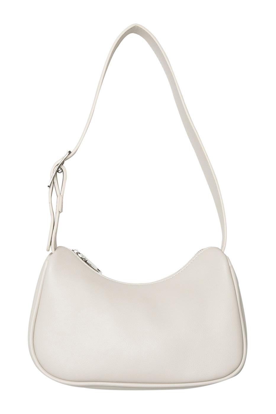 Mont-buckle shoulder bag