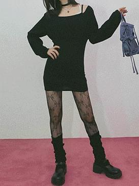 Lara Ribbon Stockings 襪子