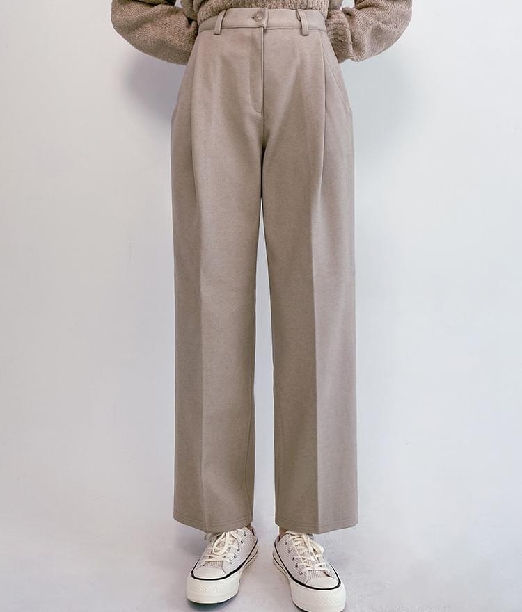 5107 Thick Slacks 長褲