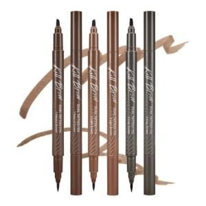 CLIO Kill Brow Dual Tattoo Pen Special Set 0.3g 1.2g #Makeup