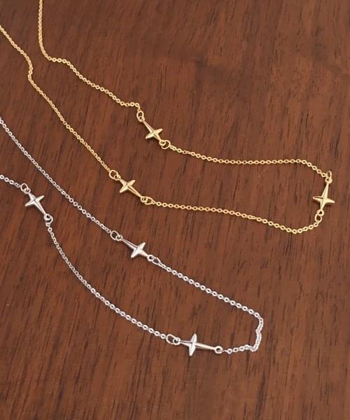 plus necklace