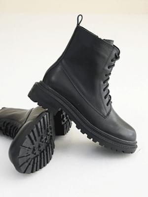 Zcoel Leather Walker 4cm 靴子
