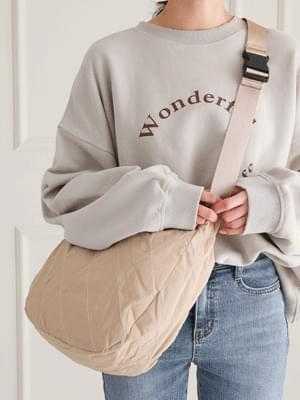 Casual crossbody bag 肩背包